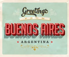 Greeting from Buenos Aires!