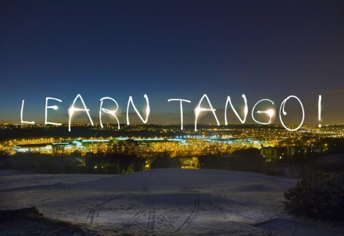 Argentine tango classes